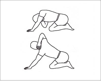 تمرین شماره 60 پیشگیری از آرتروز