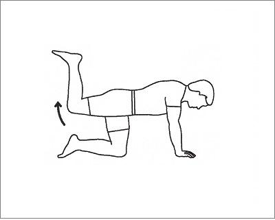 تمرین شماره 56 پیشگیری از آرتروز