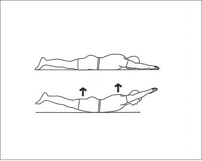 تمرین شماره 57 پیشگیری از آرتروز