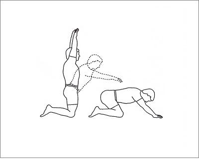 تمرین شماره 62 پیشگیری از آرتروز