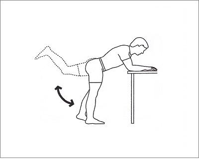 تمرین شماره 69 پیشگیری از آرتروز