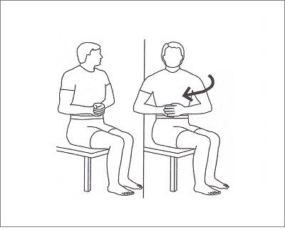 تمرین شماره 71 پیشگیری از آرتروز