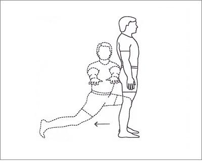 تمرین شماره 79 پیشگیری از آرتروز