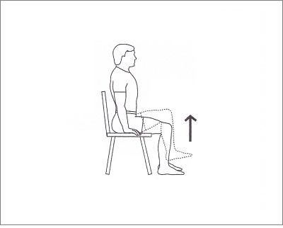 تمرین شماره 85 پیشگیری از آرتروز