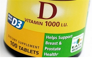 از مکمل های ویتامین D استفاده کنید