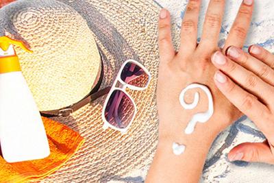 SPFمیزان محافظت پوست در مقابل اشعه UVB خورشید است