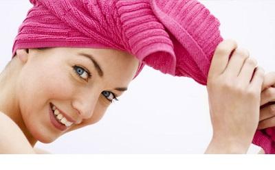 خشک کردن موها
