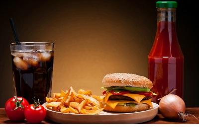 مواد غذایی ناسالم