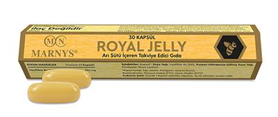 رویال ژلی ژلاتینی سفید مایل به زرد روشن است