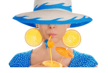 ویتامین C در مقابل نورخورشید از ما محافظت می کند