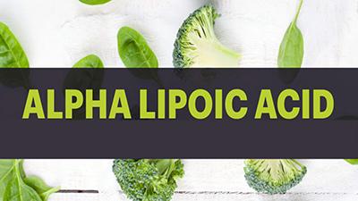 آلفا لیپوئیک اسید میتواند روی هر نوع بافت یا سلولی اثر بگذارد.