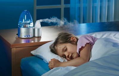 استفاده از دستگاه مرطوب کننده هوا باعث خواب راحت تر خواهد شد