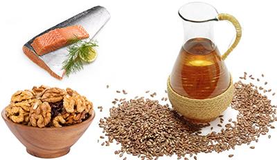 امگا3 از طریق غذاها یا مکمل ها به بدن شما می رسد