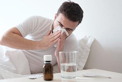 ویروس آنفلوانزا دستگاه تنفس را تحت تاثیر قرار می دهد