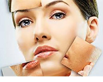 کلاژن نوعی پروتئین است که وظیفه ی اصلی آن ایجاد استحکام کششی در پوست است