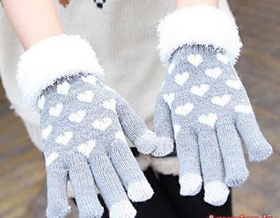 از دستکش مناسب استفاده کنید