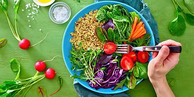 پروتئین به اندازه مصرف کنید